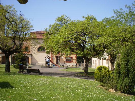 Parque de Villamayor, Piloña.