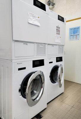 Alpine Village, Wohnung 6.6, Waschmaschinen, Waeschetrockner