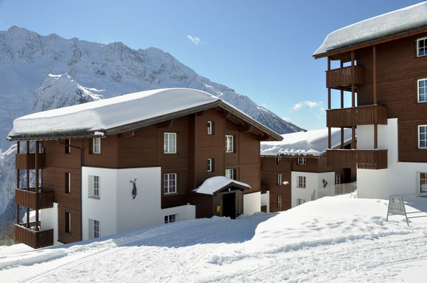 Alpine Village, Haus Steinbock, Whg. 6.6, links, 2. Stock