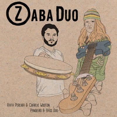 Charlie Wooton & Rafa Pereira  - Zaba Duo