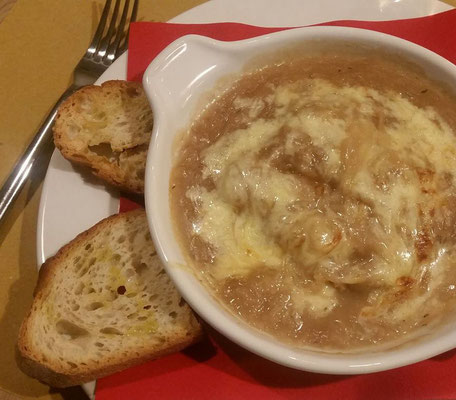 Soupe a l'oignon - 19.01