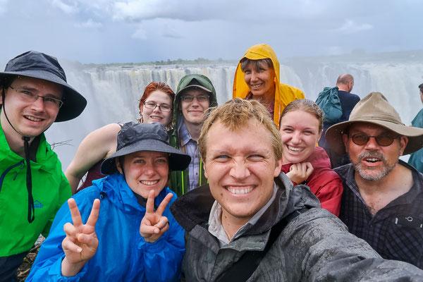 Vic Falls Selfie