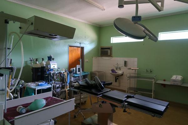 Matibi Mission Hospital