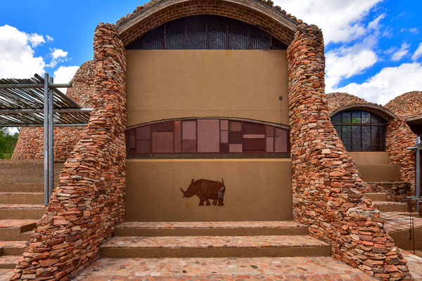 Museum Mapungubwe Nationalpark