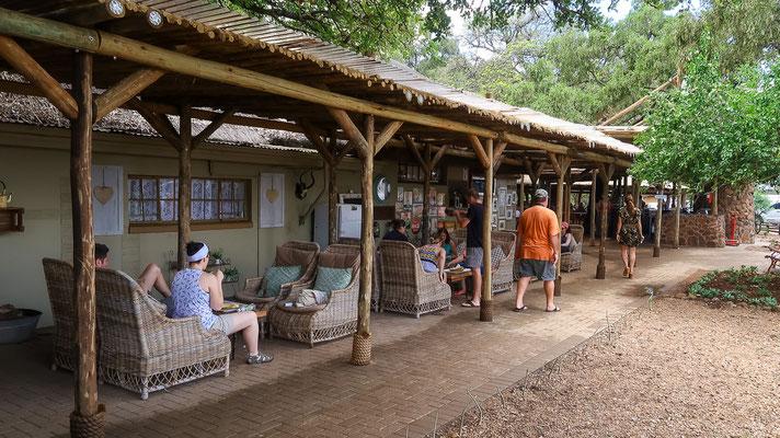 Tshokwane Picknickplatz im Krüger