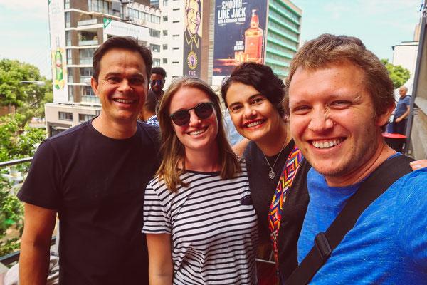 Selfie mit Jan und Jay No 2