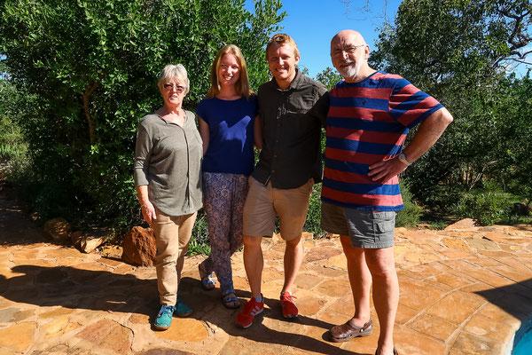 Wiedersehen mit Ben und Carole