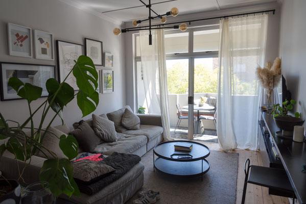 Unserer Airbnb Wohnung in Cape Town