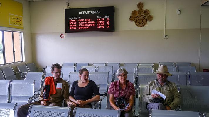 Flughafen Maun