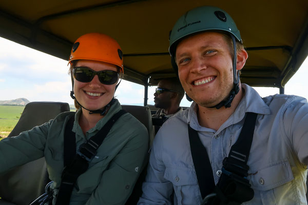 Canopy Tour in Swaziland
