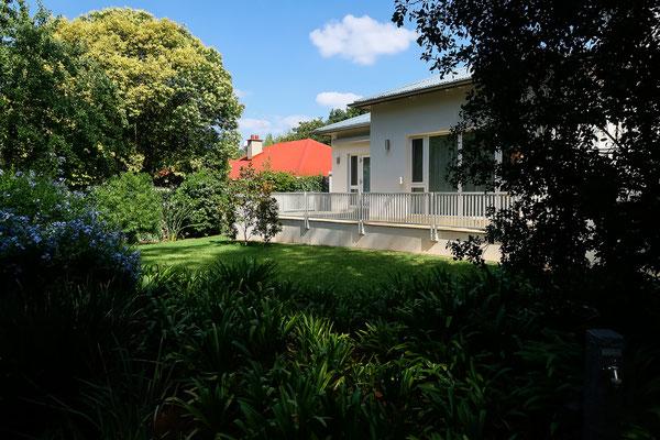 Unsere Airbnb Wohnung bei Sibylle und Thomas