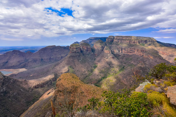 Blyde Canyon & Three Rondavels