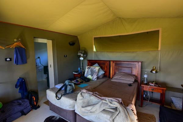 Nselweni Bush Camp, Hütte Nr. 10
