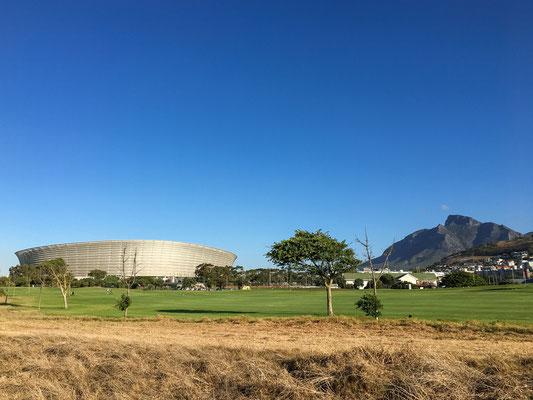 Greenside-Stadion in Kapstadt