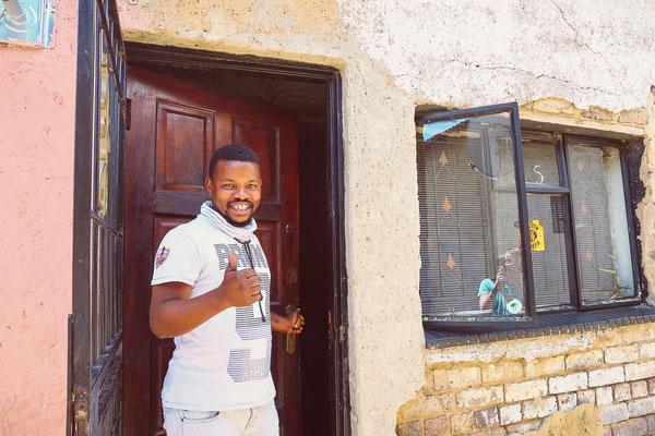 Einblick in das Haus von unserem Guide Papi