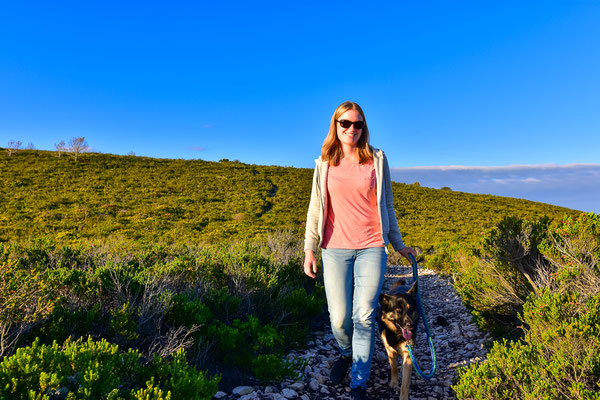 Spaziergang Nr. 2 mit Jenna