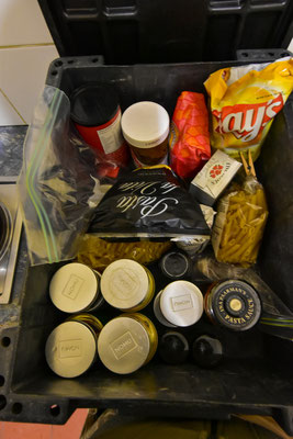 Unsere Food-Box