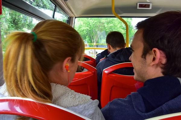 Bus Tour durch Joburg