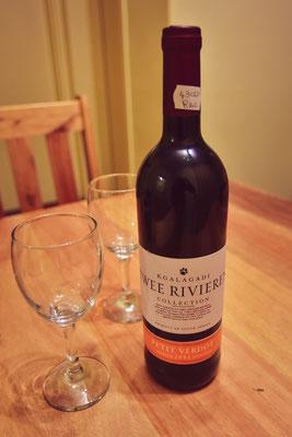 Passender Wein (mittelmässig)