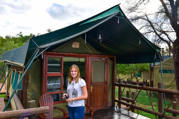 Tlopi Tented Camp Marakele NP