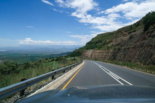 Oliviershoek Pass