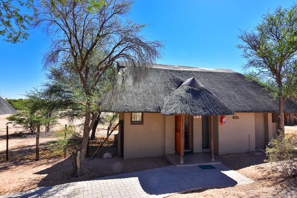 Hütte Nummer 8: Sehr empfehlenswert in Mata-Mata