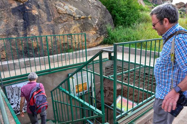 Heritage Tour im Mapungubwe