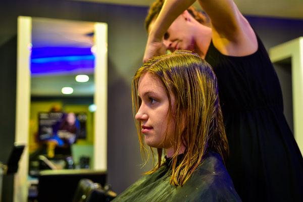 Friseurbesuch bei Muse in der Kloof St