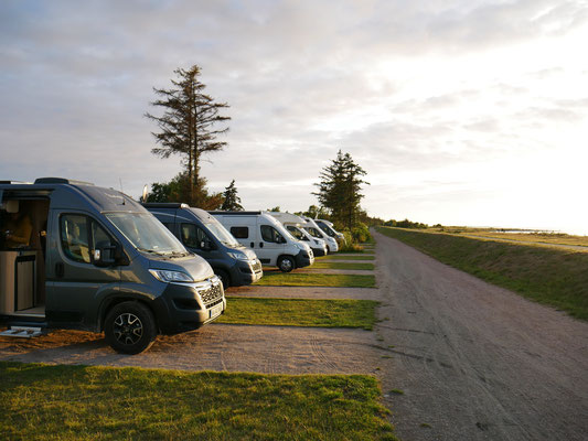 "Campingplatz ""Belt Camping"" auf Fehmarn"