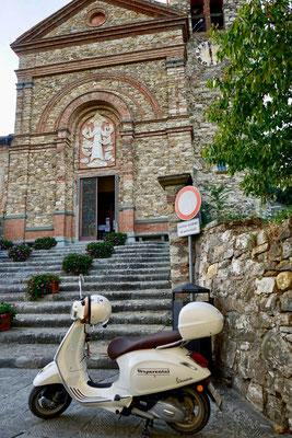 Panzano, Toskana