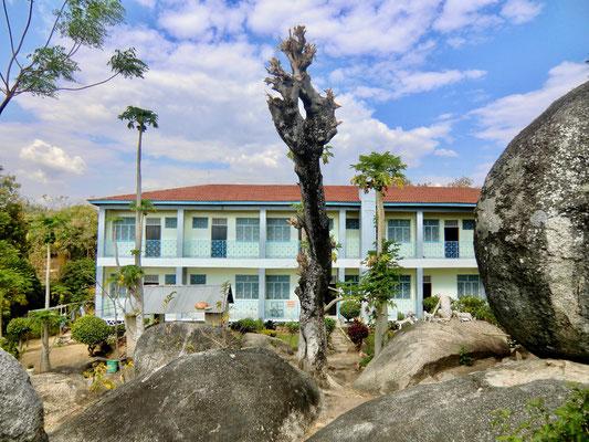 Mbamba Bay, unsere Unterkunft