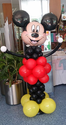 #2 - Mickey Mouse