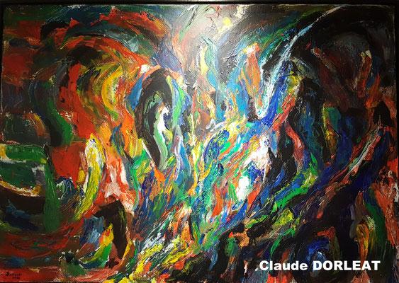 Claude DORLEAT, le Sacre du Printemps
