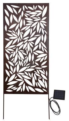 ©Nortene - Solart Panel, le panneau décoratif ajouré lumineux