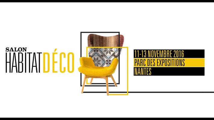 Salon Habita Déco, novembre 2016 - Nantes