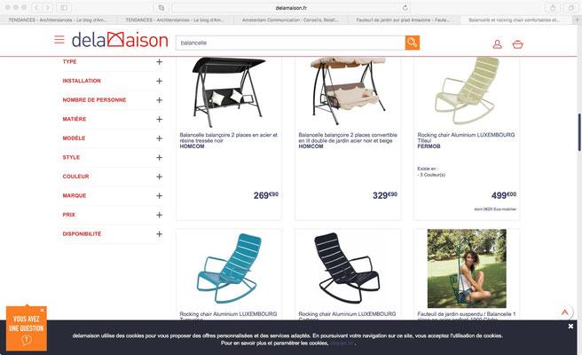 ArchiTendances.fr/e-shops : Ma photo est reconnue, j'achète !