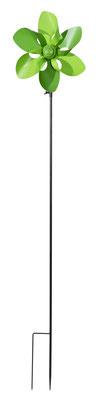 ©Nortene, Moulin à vent ZEPHIR (pétale verte)