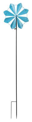 ©Nortene, Moulin à vent ZEPHIR (pétale cercle bleu)
