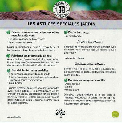 ©Galipoli_Actuces spéciales Jardin