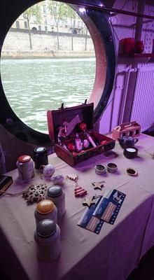 Atelier presse : dégustation et découverte des thé Asthéya
