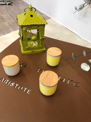 Idfer, table Happiness - Hors Serie Maison Foire de Paris