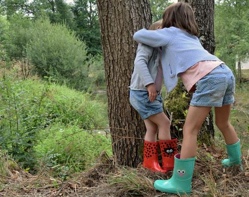 ©Rouchette, Botte pour enfant ZAMIS Anabel & Margot