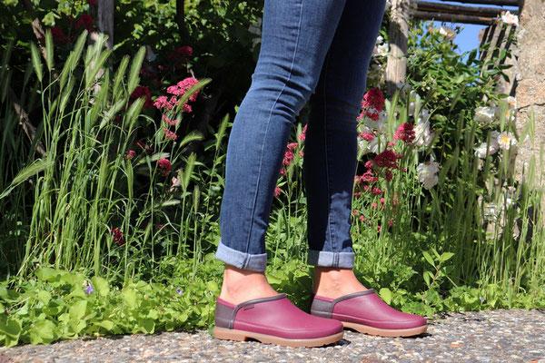 ©Rouchette, gamme ORIGIN, modèle chaussure en caoutchouc naturelle