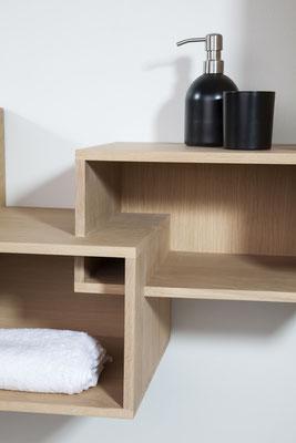 ©O'Design, meuble de salle de bain Scala, groupe Ottofond