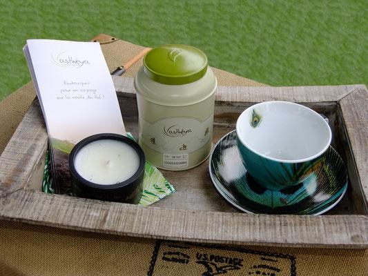 ©Astheya, Voyauge autour du thé au salon Jardins Jardin