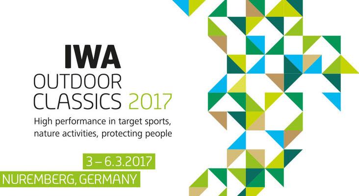 Salon Iwa Outdoor Classics 2017 - Nuremberg - Mars 2017