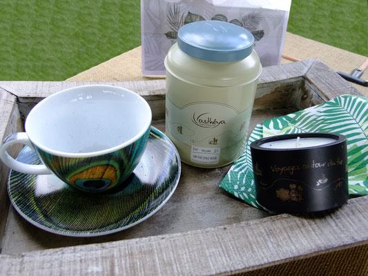 ©Astheya, Voyauge autour du thé au Jardin des Tuileries
