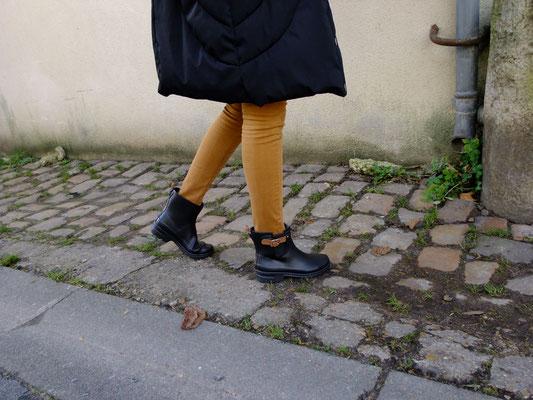 ©Rouchette, Active Style, le bottillon tendance