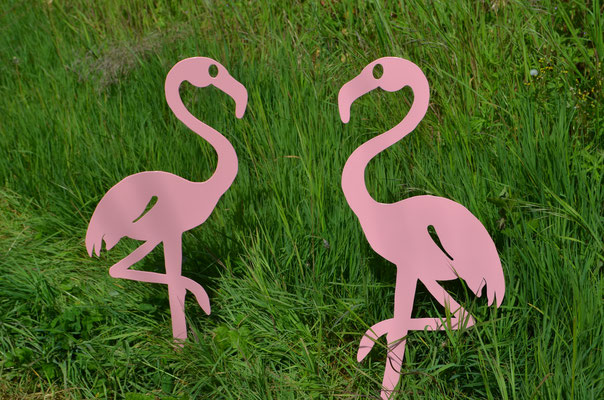 ©Idfer, Lady Pink les flamants roses