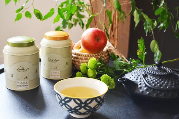 ©Asthéya, thés et infusions